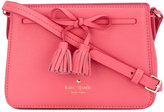 Kate Spade tassel detail shoulder bag - women - Leather - One Size