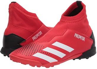 adidas Kids Predator 20.3 LL TF J Soccer (Little Kid/Big Kid) (Active Red/White/Black) Kids Shoes