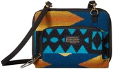 Pendleton Wallet on a Strap Wallet Handbags