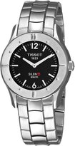 Tissot Men's T40148651 T-Touch Silen-T Stainless Steel Bracelet Watch
