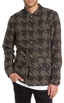 NATIVE YOUTH Men's Lynx Shirt Jacket