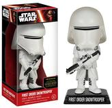 Star Wars The Force Awakens First Order Snowtrooper Bobble Head