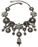 Amrita Singh Crystal & Resin Necklace.