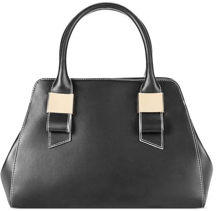 Ivanka Trump Handbag, Blair Framed Satchel