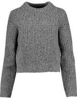 Marc by Marc Jacobs Cropped Knitted Sweater