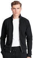 Polo Ralph Lauren Leather-Trim Cotton Jacket