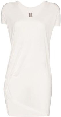 Rick Owens draped T-shirt