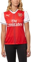 Puma 2016/17 Arsenal Women's Home Replica Jersey
