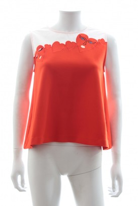 VIVETTA Red Polyester Tops