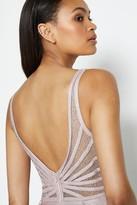 Coast Hotfix Back Maxi Dress