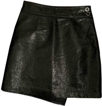 Suncoo Black Skirt for Women