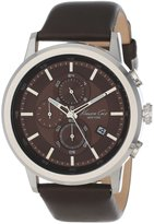 Kenneth Cole New York Kenneth Cole Men's KC1928 Leather Quartz Watch with Dial