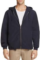 Vince Zip Windbreaker Jacket