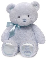 Gund Baby My First Teddy Plush