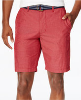 American Rag Men's Micro Stripe Shorts, Only at Macy's