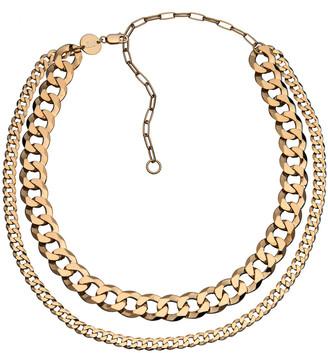 Jennifer Zeuner Jewelry Dale 2-Chain Necklace