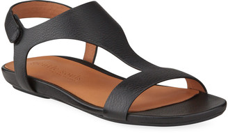 Gentle Souls Lark T-Strap Leather Sandals