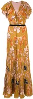 Johanna Ortiz Whiskey Sour Days floral-print maxi dress