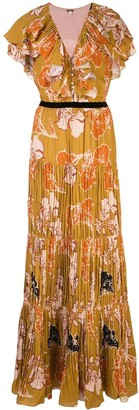Johanna Ortiz Whiskey Sour Days floral-print maxi dress