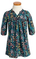 Tea Collection Girl's Zygo Henley Dress