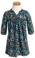 Tea Collection Toddler Girl's Zygo Henley Dress