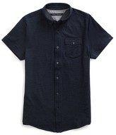 Tommy Hilfiger Final Sale- Slim Fit Novelty Oxford Polo