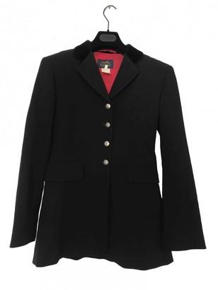 Hermes Black Cotton Jacket for Women