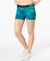 Nike Pro Cool Printed Training Shorts