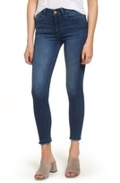 DL1961 Women's Ryan High Waist Petite Skinny Jeans