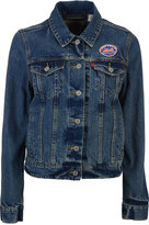 Levi's Women's New York Mets Denim Trucker Jacket