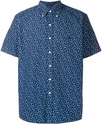 Polo Ralph Lauren Floral Print Short-Sleeved Shirt
