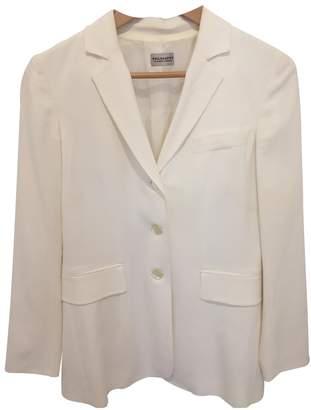 Philosophy di Alberta Ferretti White Viscose Jackets