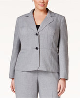 Kasper Plus Size Two-Button Blazer