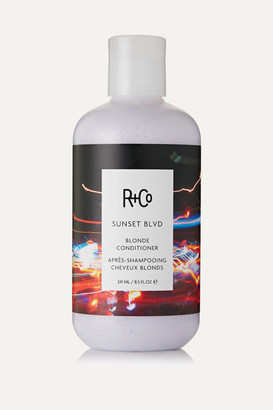 R+CO RCo - Sunset Blvd Blonde Conditioner, 241ml - Colorless