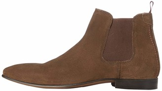 Find. Albany_suede Mens Chelsea Boots