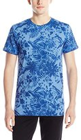 Sovereign Code Men's Tribe - Allover Print Floral T-Shirt