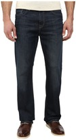 Mavi Jeans Matt Midrise Straight Leg in Deep Shaded Yaletown