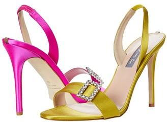 Sarah Jessica Parker Roguebis (Candy/Rish Satin) Women's Shoes