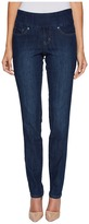 Jag Jeans Malia Pull-On Slim in Blue Shadow