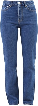 Ganni Branded Jeans