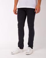 Nudie Jeans Long John Jeans Grey