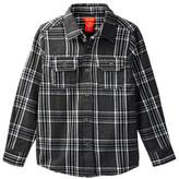 Joe Fresh Yarn Flannel Shirt (Big Boys)