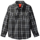 Joe Fresh Yarn Flannel Shirt (Little Boys & Big Boys)