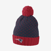 Nike Seasonal Pom (NFL Patriots) Knit Hat