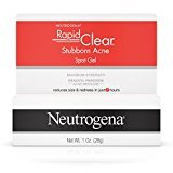 Neutrogena Rapid Clear Stubborn Acne Spot Gel, 1 Oz
