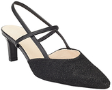 Peter Kaiser Mitty Slingback Court Shoes, Black
