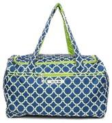 Ju-Ju-Be Infant 'Super Star' Travel Diaper Bag - Blue