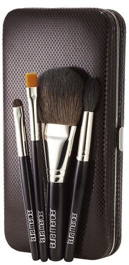 Laura Mercier 'Touch Up' Brush Set (Nordstrom Exclusive) ($133 Value)