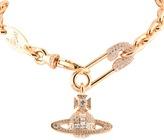 Vivienne Westwood Clotilde Necklace Gold
