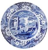 "Spode Blue Italian"" Rim Soup Bowl"